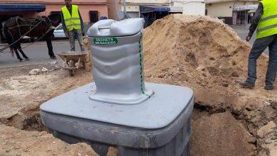 صورة بالصور:حاويات جديدة تحت الأرض بأسفي