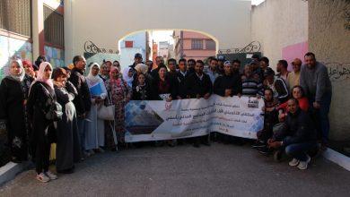 صورة نظمت جمعية شباب القليعة للتنمية و جمعية بسمة الملتقى التكويني الأول لجمعيات المجتمع المدني بأسفي