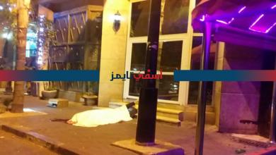 صورة عاجا بالصور :شاب من آسفي يلقى مصرعه في ظروف غامضة إثر سقوطه من شرفة فندق بمراكش