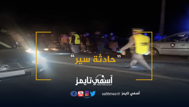 صورة عاجل: مقتل صاحب عربة مجرورة في حادثة سير خطيرة بطريق ثلاثاء بوكدرة