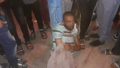 """صورة الأمن يوقف""""مختلا عقليا"""" هاجم مسنا في حي كاوكي بآسفي و اقتحم حمام للنساء"""