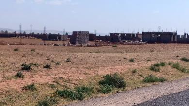 صورة كارثة بيئية.. إنشاء معمل للجبص بمنطقة فلاحية بامتياز يفجر احتجاجات بجماعة سيدي تيجي